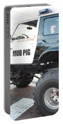 Classic Custom Jeep Portable Battery Charger