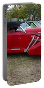 Auburn 1936 Roadster Classic Elegance Portable Battery Charger