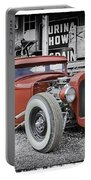 Classic Hot Rod Portable Battery Charger
