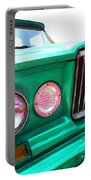 Classic Jeep J3000 4 Wheel Drive By Sharon Cummings Portable Battery Charger