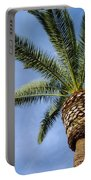 Classic Palms Portable Battery Charger