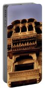 A Rajasthan Haveli Portable Battery Charger