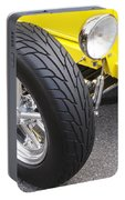 Classic Tire Tread Portable Battery Charger
