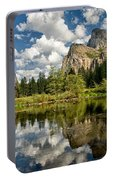 Classic Valley View Portable Battery Charger