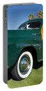 Classic Woodie Portable Battery Charger