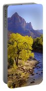 Classic Zion Portable Battery Charger
