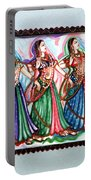 Classical Dance1 Portable Battery Charger