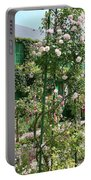 Claude Monets House - Giverney Portable Battery Charger