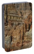 Clay Mountain Formations In Front Portable Battery Charger
