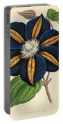 Clematis Star Of India Portable Battery Charger