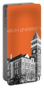 Clemson University - Coral Portable Battery Charger