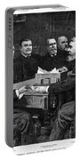 Cleveland Cabinet, 1893 Portable Battery Charger