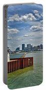 Cleveland Harbor  Portable Battery Charger