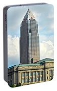 Cleveland Key Bank Building Portable Battery Charger