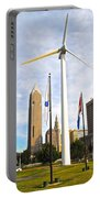Cleveland Ohio Science Center Portable Battery Charger