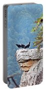 Cliff Hanging Portable Battery Charger