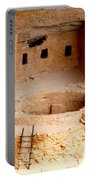 Cliff Palace Closeup Portable Battery Charger
