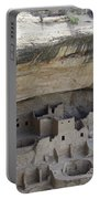 Cliff Palace Overview Portable Battery Charger