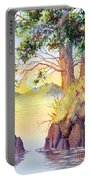 Cliff Trees Portable Battery Charger