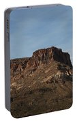 Cliffs Above Apache Lake Portable Battery Charger