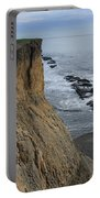 D3a6138-cliffs At Bolinas  Portable Battery Charger