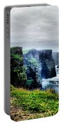 Cliffs Of Fog Portable Battery Charger