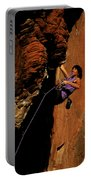 Climber, Red Rocks, Nv Portable Battery Charger