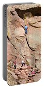 Climbing Team Portable Battery Charger
