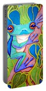 Climbing Tree Frog Portable Battery Charger