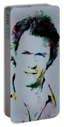 Clint Eastwood 2 Portable Battery Charger