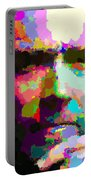 Clint Eastwood - Abstract Portable Battery Charger