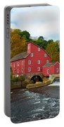 Clinton Mill II  Portable Battery Charger