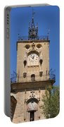 Clocktower - Aix En Provence Portable Battery Charger