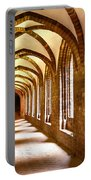 Cloister Arches Portable Battery Charger