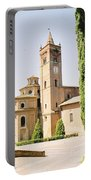 Cloister Monte Oliveto Maggiore Portable Battery Charger