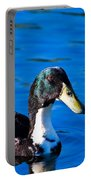 Close Up Duck Portable Battery Charger