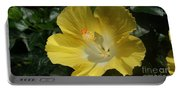 Close Up Of A Hibiscus...   # Portable Battery Charger