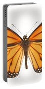 Closeup Of A Butterfly Portable Battery Charger