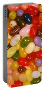 Closeup Of Assorted Jellybeans  Portable Battery Charger