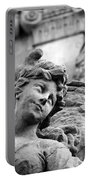 Closeup View Of The Original Baroque Sculpture Portable Battery Charger