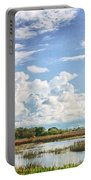 Cloud Formations Portable Battery Charger