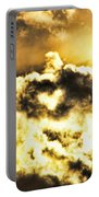 Cloud Of Love Portable Battery Charger