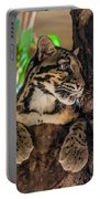 Clouded Leopard 2 Portable Battery Charger