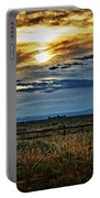 Cloudy Afternoon Portable Battery Charger