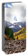 Cloudy Bells Portable Battery Charger