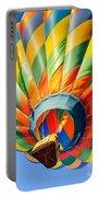Clovis Hot Air Balloon Fest 5 Portable Battery Charger