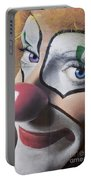 Clown Mural Portable Battery Charger