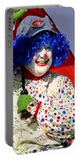 Clowning Around Portable Battery Charger