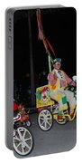 Clowns On Bikes Portable Battery Charger