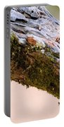 Club Of Moss Abstract Portable Battery Charger